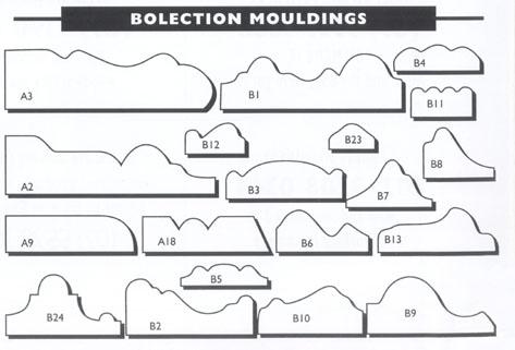 Bolection Mouldings