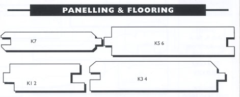 Panelling and Flooring